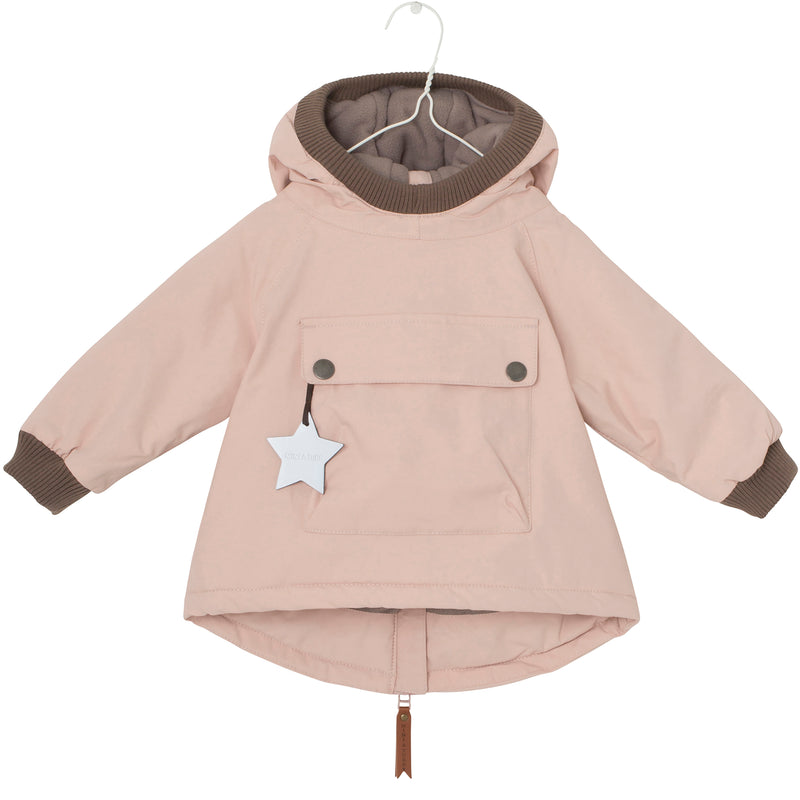 MINI A TURE UK BABY JACKET WEN ROSE PINK