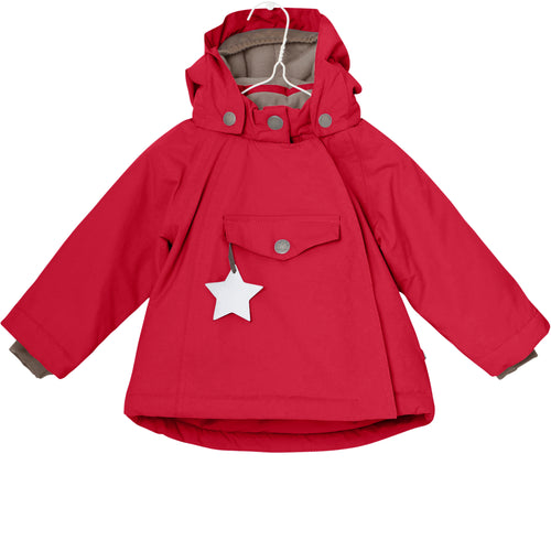 MINI A TURE UK JACKET RED BABY TODDLER CHILD