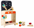 Plan Toys Wooden Tool Workbench