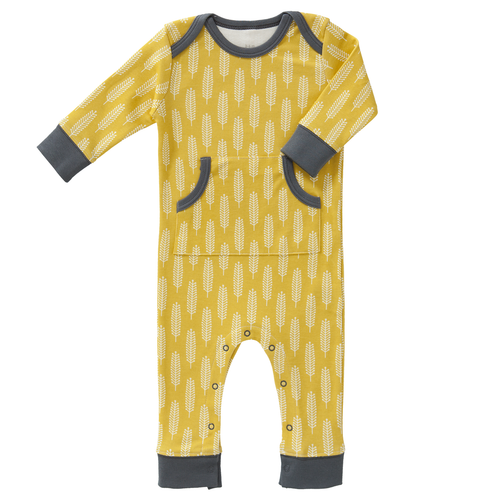 Baby Playsuit - Havre Vintage Yellow