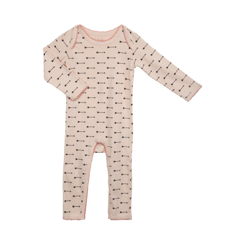 sofie schnoor arrow playsuit babygrow