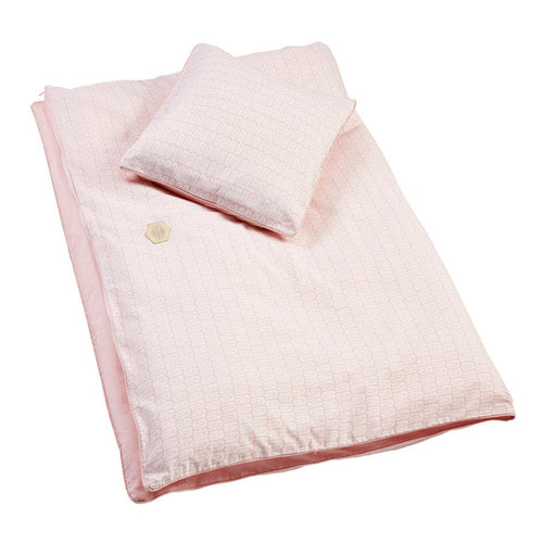 filibabba junior bedding duvet pillow rose pink