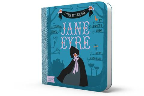Board Book - Jane Eyre