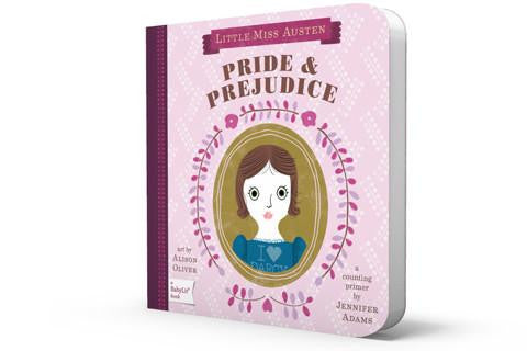 Board Book - Pride & Prejudice