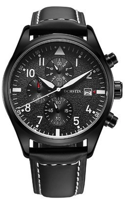 Quartz Business Professional Watch Pilot Series