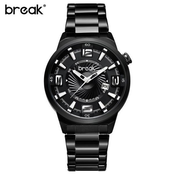 BREAK Stainless Steel Ultra Watch