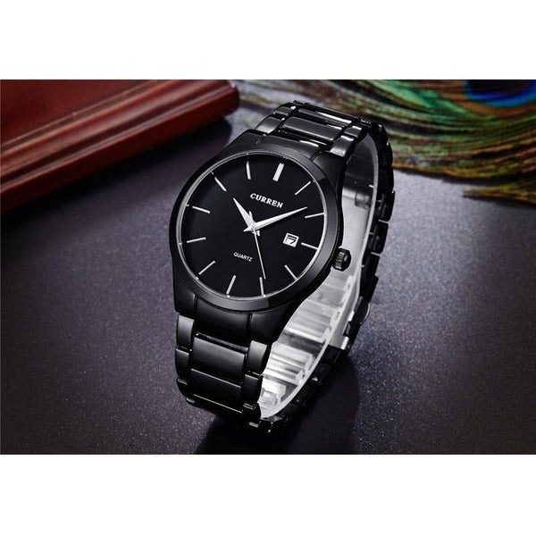 Casual Watch - Curren Minimalist Steel Casual Watch