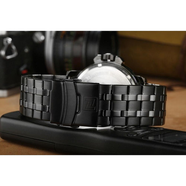 Casual Watch - NAVIFORCE Luxury Stainless Steel Wrist Watch