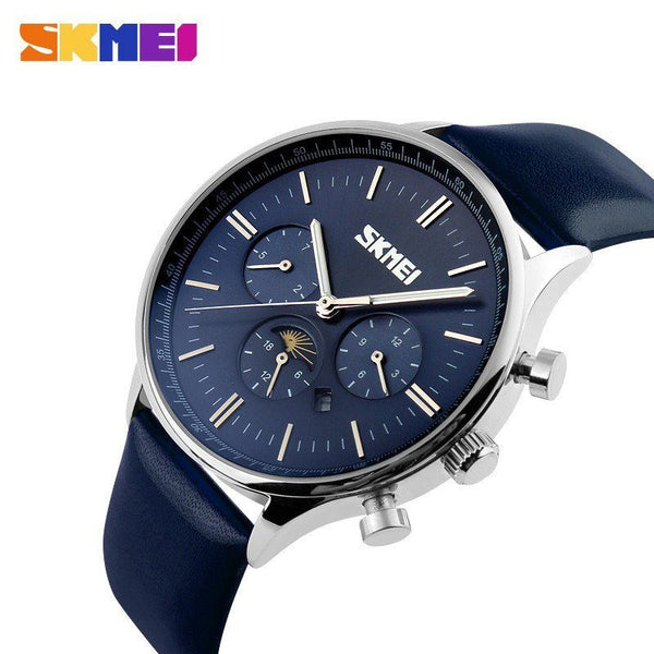 Casual Watch - SKMEI Luxury Business 3ATM Water Resistant Business Watch
