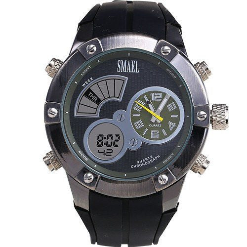 Casual Watch - Smael Luxury Business Watch