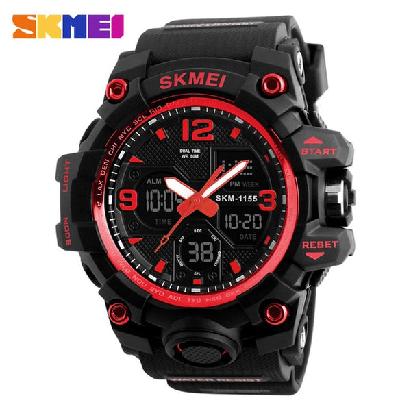 2019 Outdoor Military and Sport Mens Watch