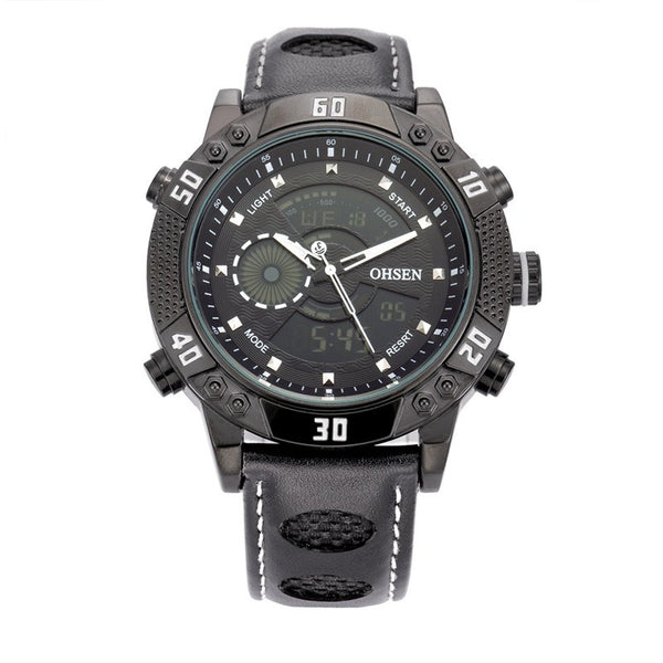 OHSEN Outdoor Digital LED Military Sports Watch