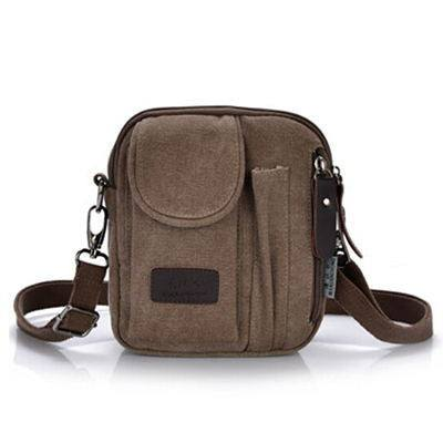 Crossbody Casual Multifunctional Messenger Shoulder Bag Satchel