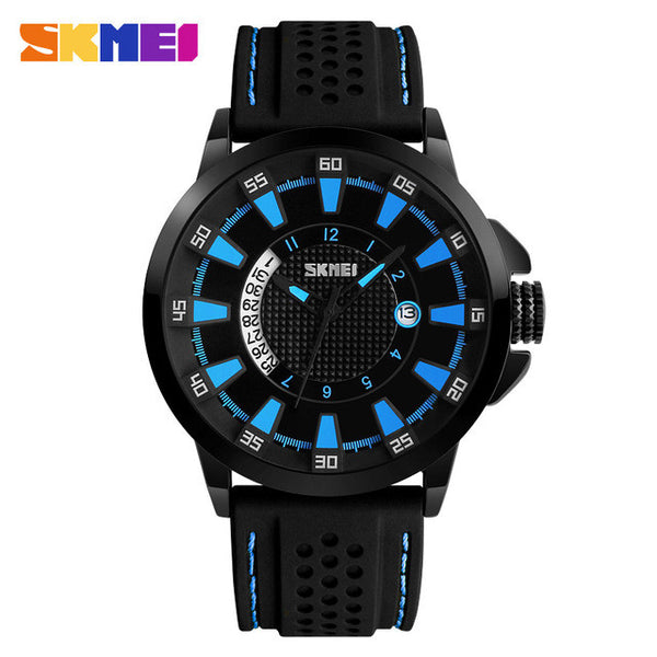 SKMEI The Dart Silicone Strap Sports Watch