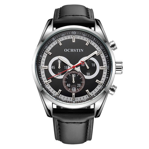 Ochstin Elite Chronograph Luxury Quartz Watch Subdials