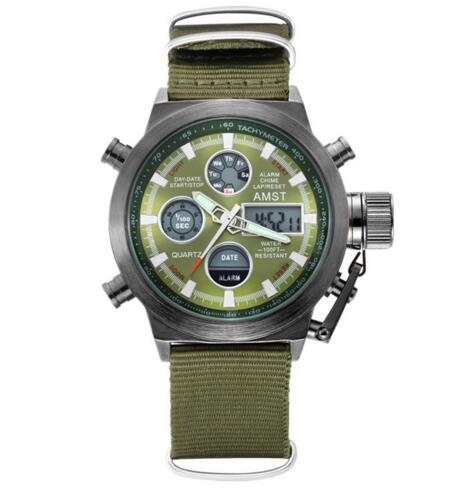 AMST Military Watches Dive 50M