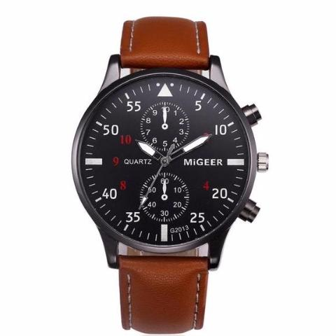 2017 Retro Professional Leather Watch
