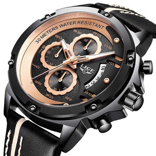 Luxury Mens Sports and Business Watch