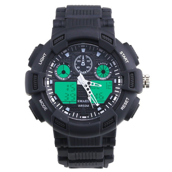 Sport Watch - SMAEL Casual Digital Military Style Sports Watch