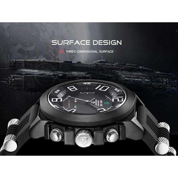 Sport Watch - WEIDE Digital LED Military Style Sports Watch
