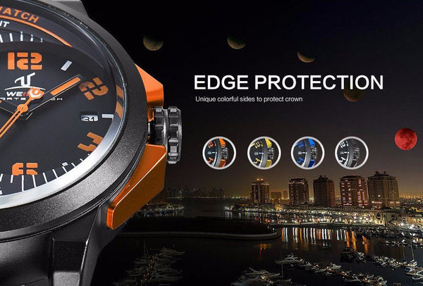 Sport Watch - Weide Luxury Military Sports Watch