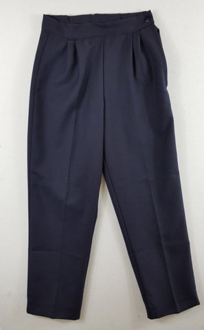 Navy Slacks