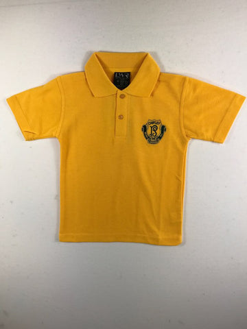 Sports Gold Polo