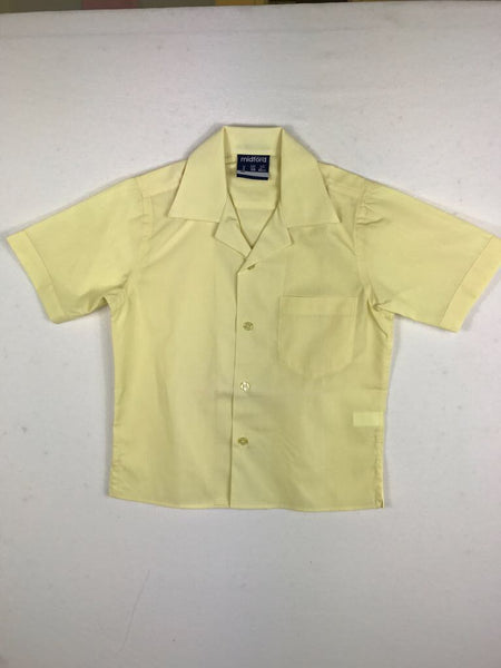 Short Sleeve Lemon Shirt