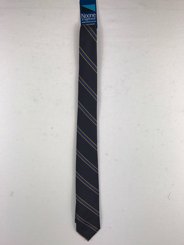 Tie Navy/Royal and Gold