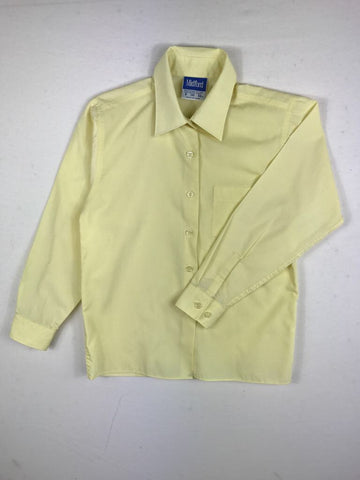 Long Sleeve Lemon Blouse