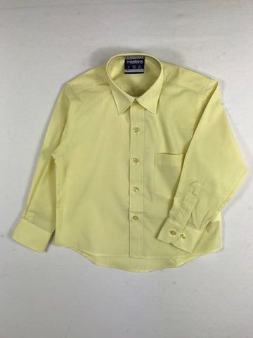 Long Sleeve Lemon Shirt