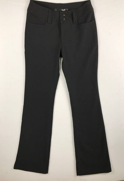 Girls Slacks Black