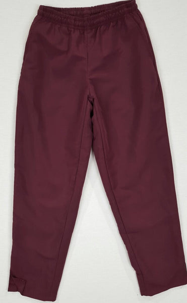 Maroon Sports Pants