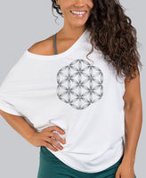 Stardust Bamboo Dolman Top