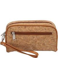 Cork Insulated Cosmetics Bag - Margarita