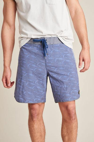 United By Blue Men's Breakers Boardshorts