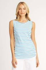 Indigenous Double Striped Tank