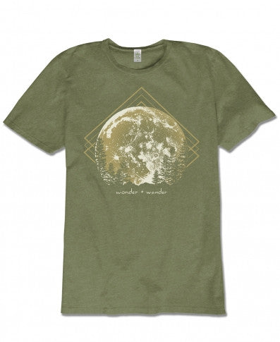 Soul Flower Wonder & Wander Men's Recycled Tee