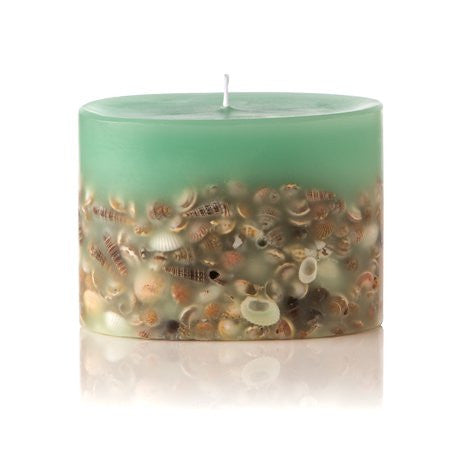 Rosy Rings Petite Botanical Candle