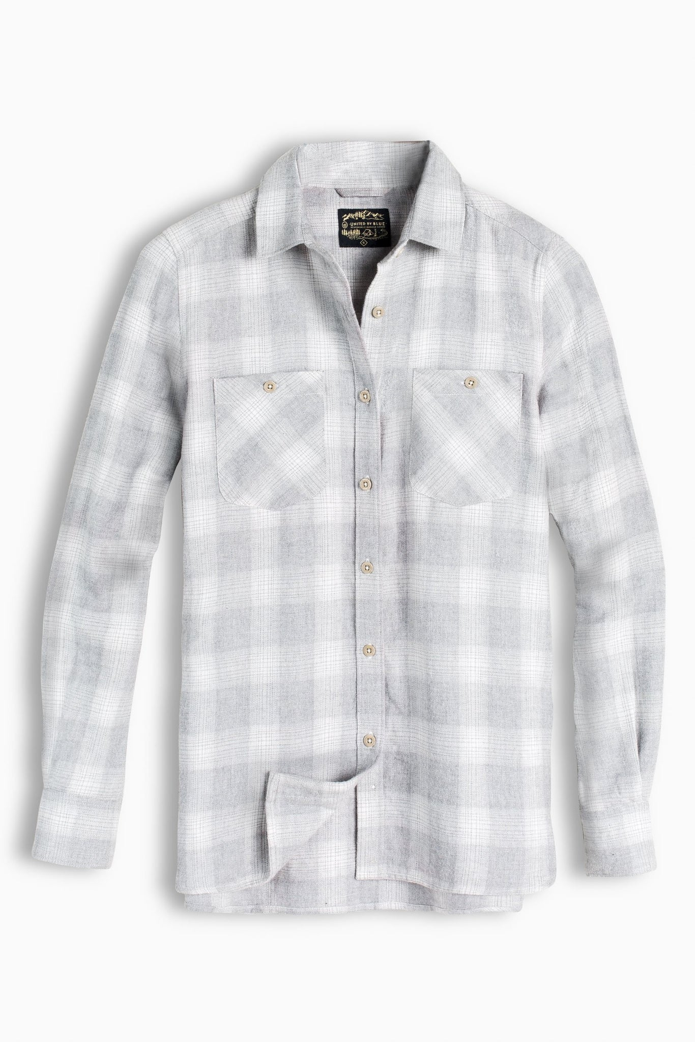 United By Blue Brinton Plaid Shirt