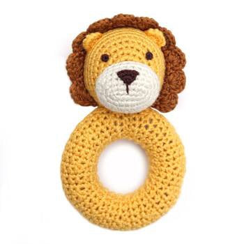 Hand Crocheted Rattle