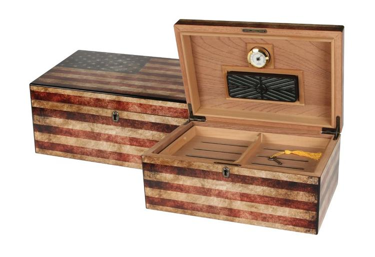 Humidor Supreme Old Glory
