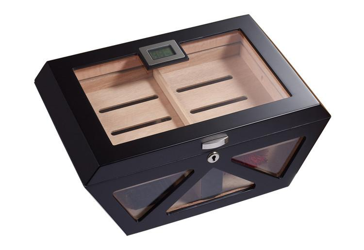 Visol Collin Desktop Cigar Humidor