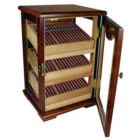 Countertop Display Humidor 'The Sherman' - 125 Count