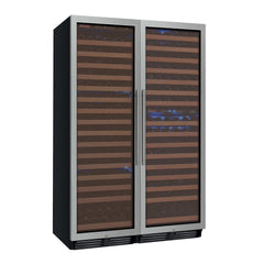 Allavino Flexcount  346 Bottle Three-Zone Wine Cooler