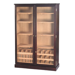 Quality Importers, 4,000 Cigar Capacity Commercial Display Humidor by Quality Importers, Humidor - Humidor Enthusiast