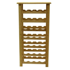 Winsome Napa 28-Bottle Wine Rack