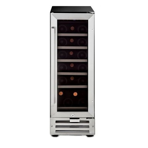 18SD Whynter 18 Bottle Built-In Wine Refrigerator