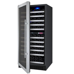Allavino Flexcount 121 Bottle Dual Zone Wine Refrigerator