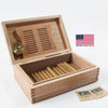 Image of American Chest Medium Cigar Humidor